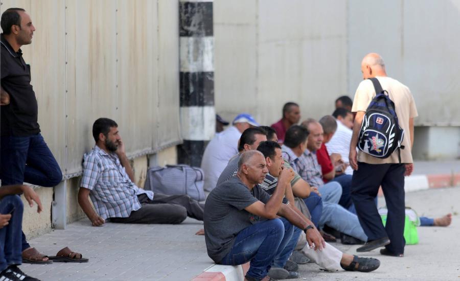 تصاريح للعمال الفلسطينيين