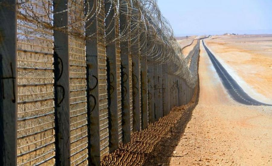 الجيش الاسرائيلي ومصر