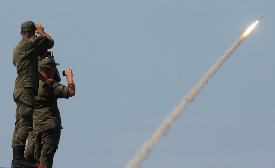 روسيا واسرائيل في سوريا
