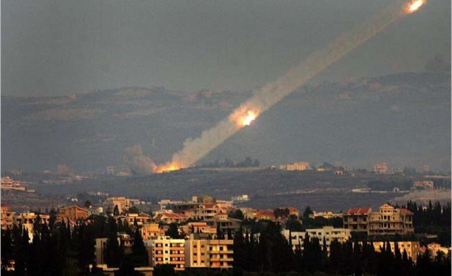 الجيش الاسرائيلي واطلاق الصواريخ من حزب الله