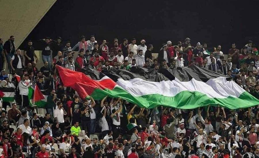 كرة القدم الفلسطينية