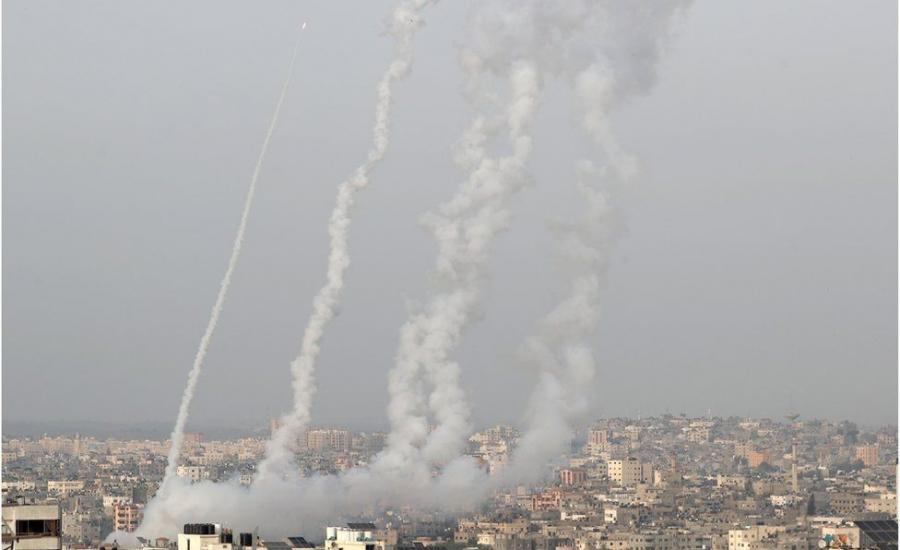 قطاع غزة واسرائيل والقدس