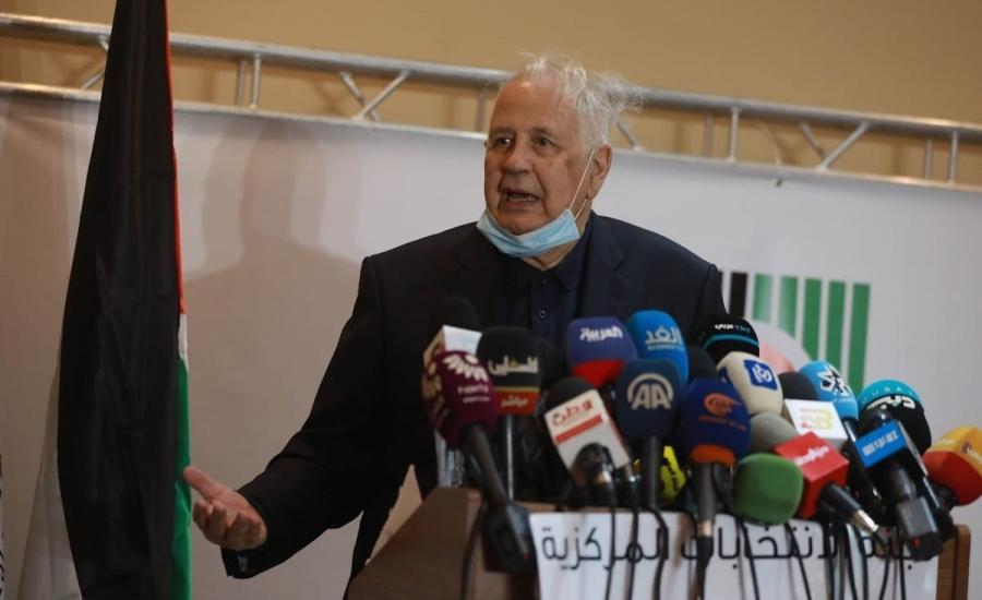 حنا ناصر وحماس