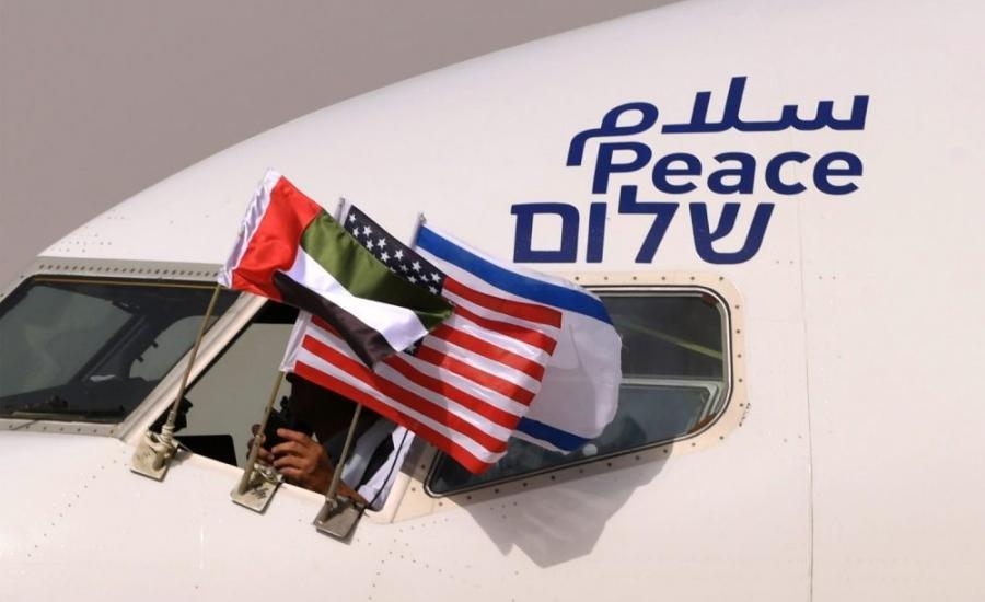 دول عربية والتطبيع مع اسرائيل