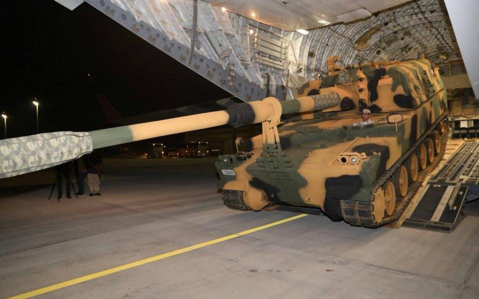 تركيا ترسل قوات عسكرية اضافية الى قطر - موقع رام الله الإخباري