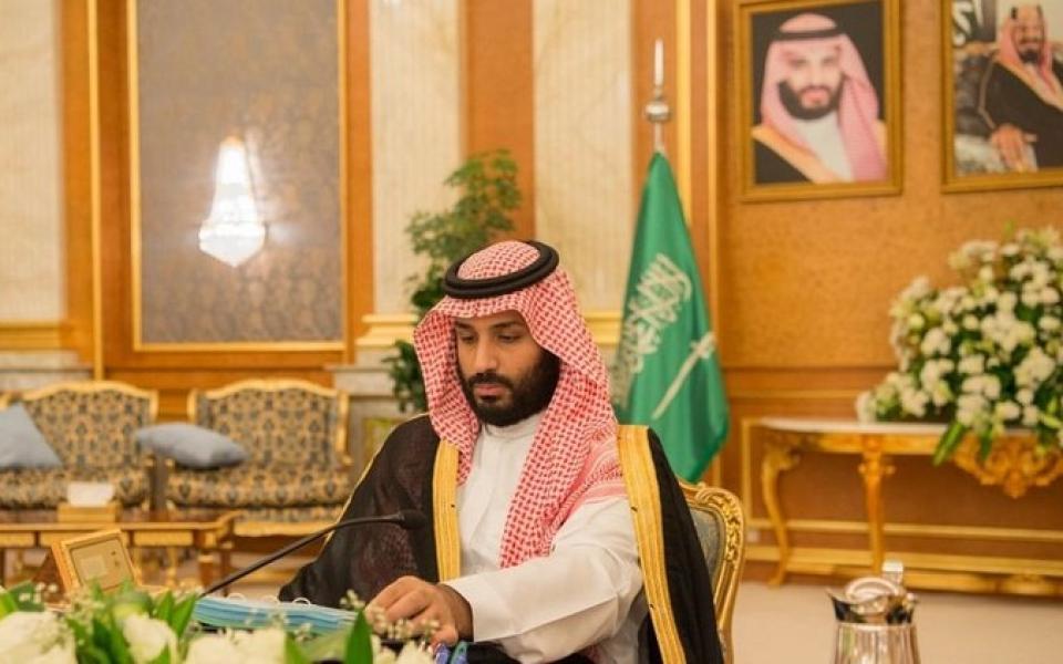 مباحثات بين الرئيس وولي العهد السعودي في الرياض - موقع رام الله الإخباري