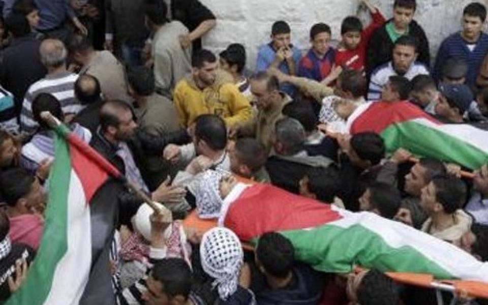 اوتشا : شهيدان وعشرات الاصابات خلال الاسبوعين الماضيبن - موقع رام الله الإخباري