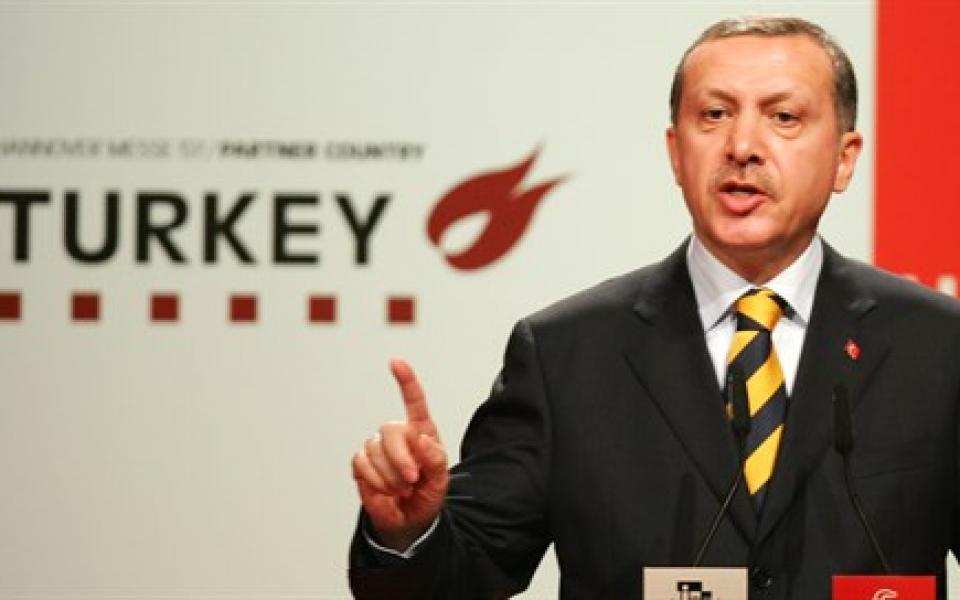 اردوغان مدافعا عن الاسلام : داعش الارهابي لا يمثله - موقع رام الله الإخباري