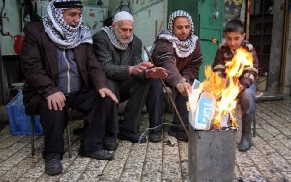 حالة الطقس : انخفاض ملموس على درجات الحرارة وأمطار متفرقة مساء - موقع رام الله الإخباري