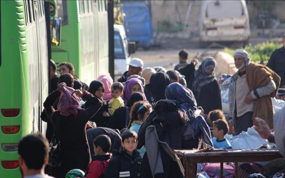 العراق: نزوح 700 ألف مدني من الجانب الغربي للموصل - موقع رام الله الإخباري