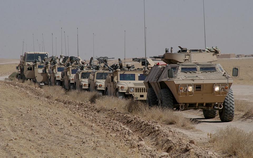 الجيش العراقي يدفع بالمزيد من القوات الى تلعفر - موقع رام الله الإخباري