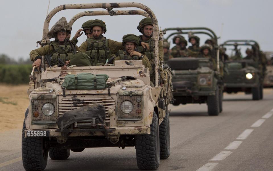 الاحتلال يزعم تعرض جنود لإطلاق نار جنوب قطاع غزة - موقع رام الله الإخباري