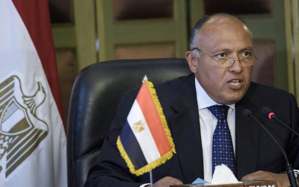مصر : على ايران الكف عن التدخل في شؤون الدول العربية - موقع رام الله الإخباري