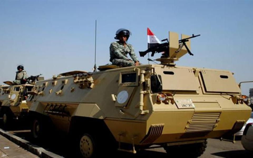 الجيش المصري يقتل   40   مسلحاً جنوب مدينة العريش - موقع رام الله الإخباري
