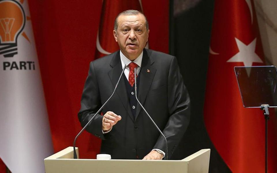 اردوغان يشن هجوماً لاذعاً على ترامب واوباما - موقع رام الله الإخباري