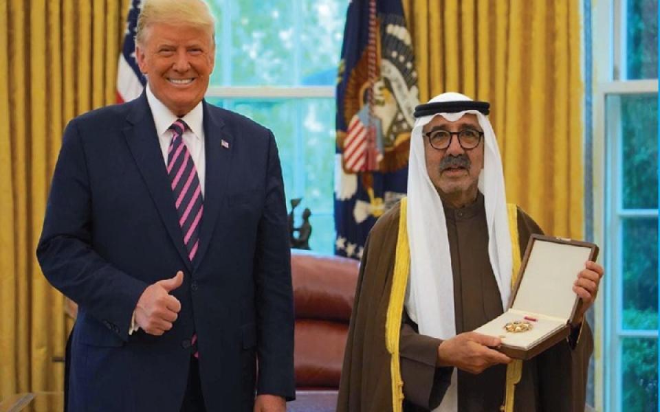 كويتيون غاضبون من ترامب ويتهمونه بمحاولة خداع شعبه - موقع رام الله الإخباري