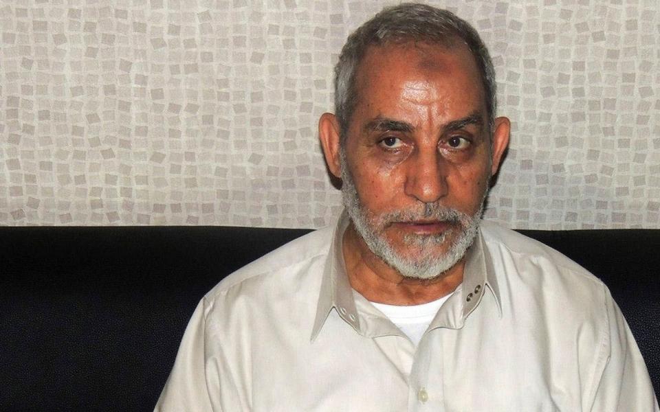 تأييد حكم المؤبد بحق مرشد الأخوان المسلمين في مصر - موقع رام الله الإخباري