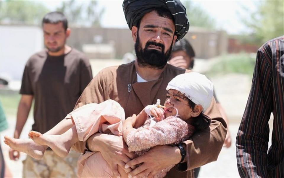 الامم المتحدة: عدد قياسي جديد من الضحايا المدنيين في افغانستان - موقع رام الله الإخباري
