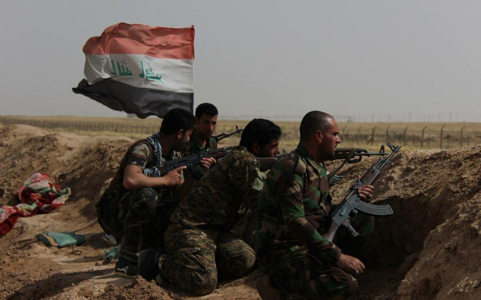 الحرب ضد  داعش  تكبد العراق 100 مليار دولار خسائر - موقع رام الله الإخباري