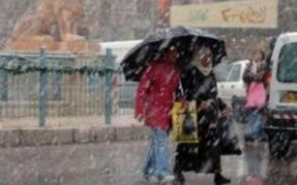 غداً ...انخفاض على درجات الحرارة وامطار - موقع رام الله الإخباري