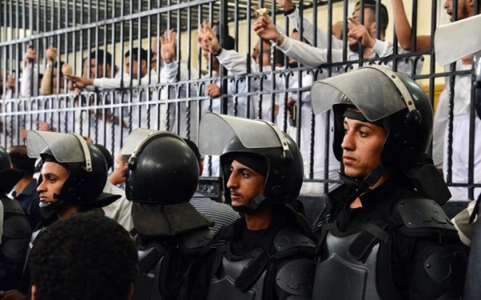 للمرة الأولى.. مصر تنفذ الإعدام بحق 4 من الإخوان المسلمين - موقع رام الله الإخباري