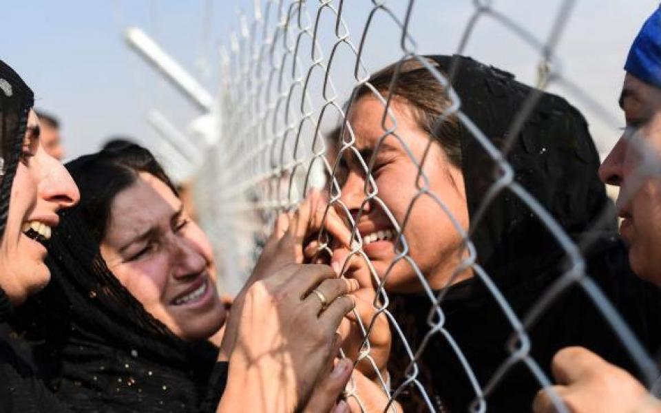 العراق : اكثر من نصف مليون نازح من مدينة الموصل - موقع رام الله الإخباري