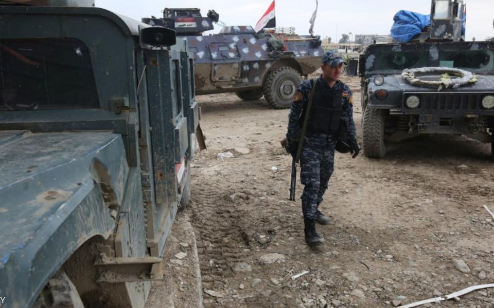 مصادر: داعش شن هجوما بغاز سام في الموصل - موقع رام الله الإخباري