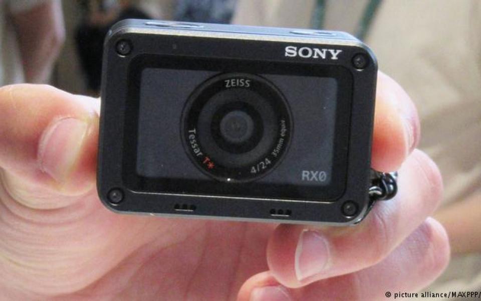 سوني تكشف عن كاميرا جديدة وتلفاز جديد - موقع رام الله الإخباري