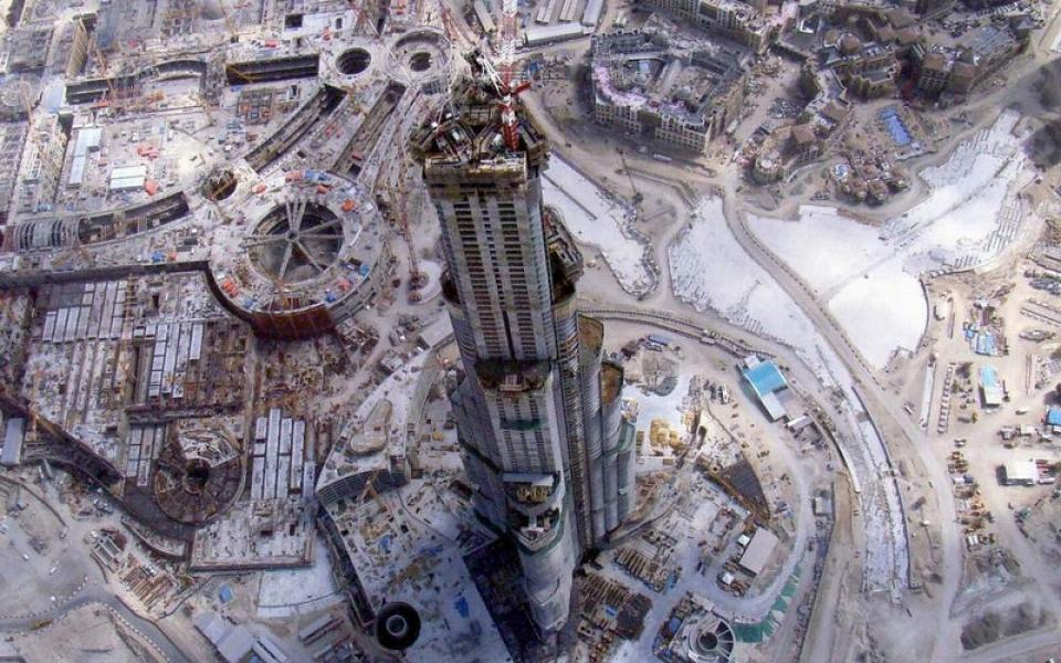 عقود  الانشاء في الامارات تسجل مستوى قياسي وغير مسبوق - موقع رام الله الإخباري