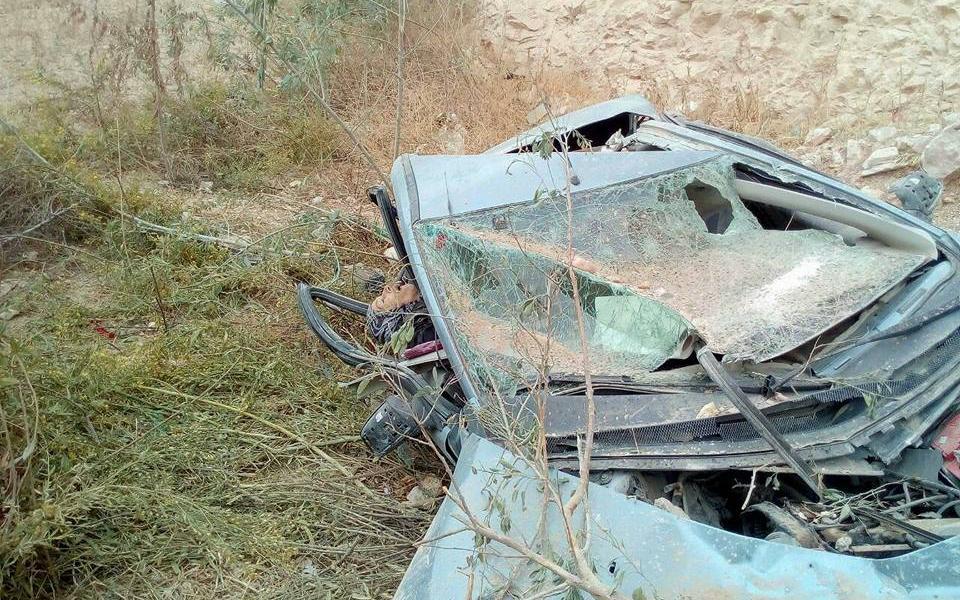 وفاة زوجين بحادث سير مروع شمال القدس المحتلة - موقع رام الله الإخباري