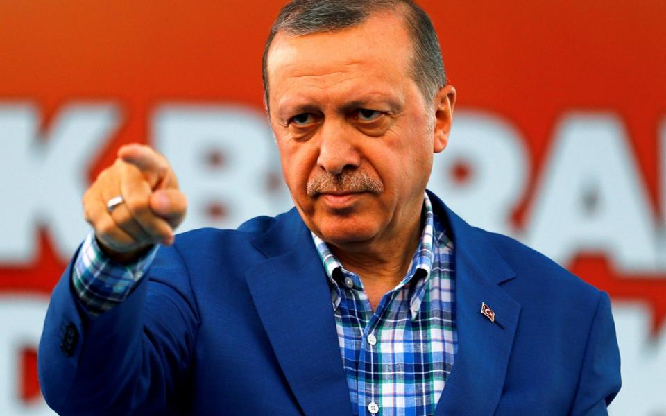 اردوغان لمسؤولين أتراك : أريد ان تخدموا المواطن وان تزيلوا التماثيل الخاصة بي - موقع رام الله الإخباري