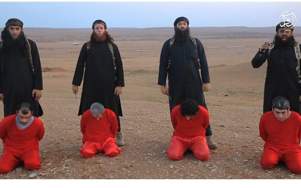 داعش يوجه أعنف تهديد للأردن - موقع رام الله الإخباري