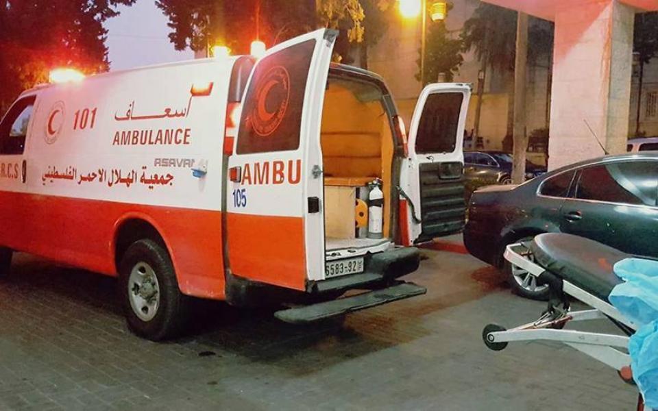 وفاة طفل 6 سنوات سقط جدار عليه شرق مدينة غزة - موقع رام الله الإخباري
