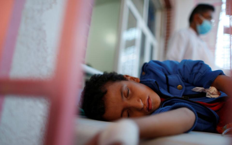 1770 ضحية للكوليرا في اليمن خلال 11 أسبوعا - موقع رام الله الإخباري