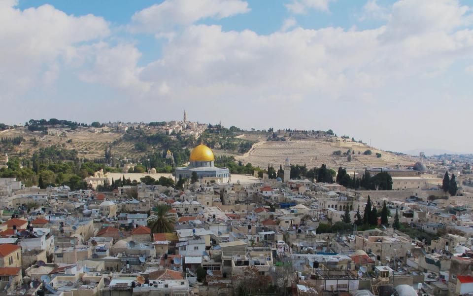 فلسطين أكثر وجهة سياحية نمواً في العالم - موقع رام الله الإخباري