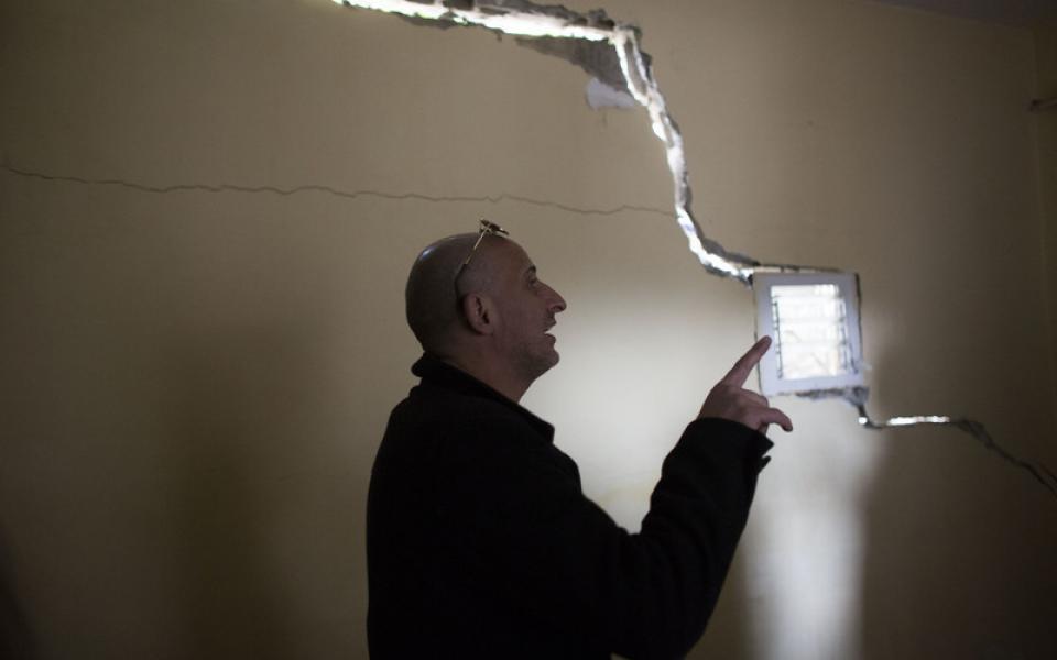 الزلزال البطيء الذي يلتهم منازل المقدسيين في سلوان - موقع رام الله الإخباري