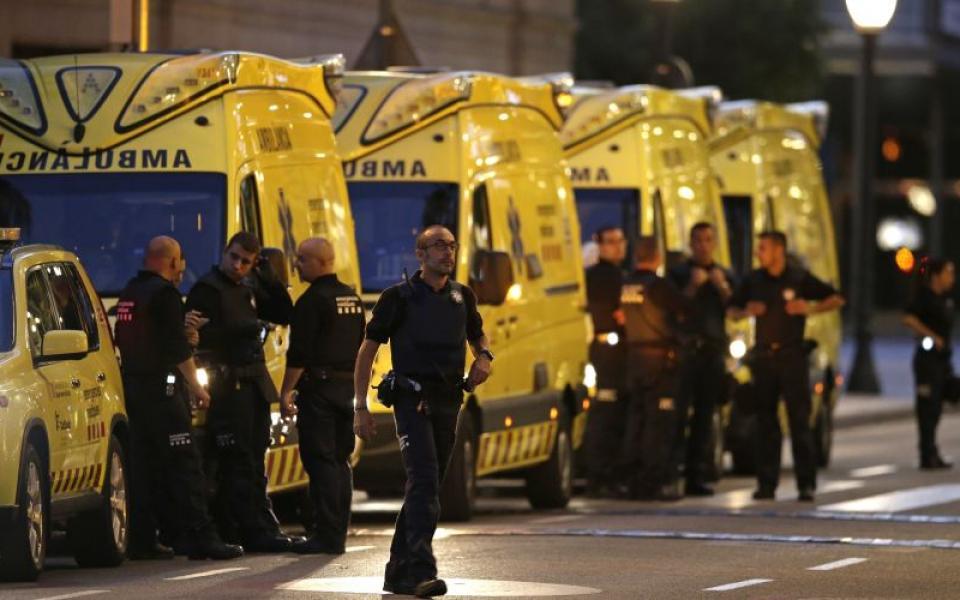 اعتقالات في المغرب على خليفة حافلة الموت في برشلونة - موقع رام الله الإخباري