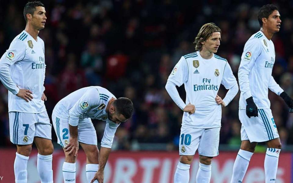 ريال مدريد سيفقد لقبه هذا العام لصالح برشلونة - موقع رام الله الإخباري