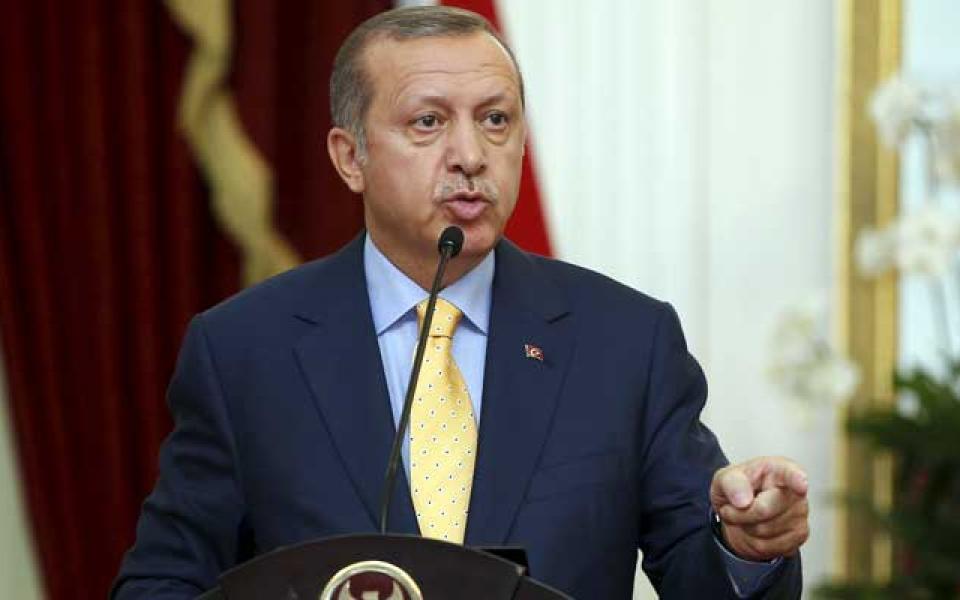 اردوغان : لن التقي ببشار الأسد - موقع رام الله الإخباري