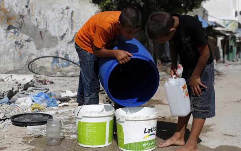 في غزة ...الماء والكهرباء لا يجتمعان - موقع رام الله الإخباري