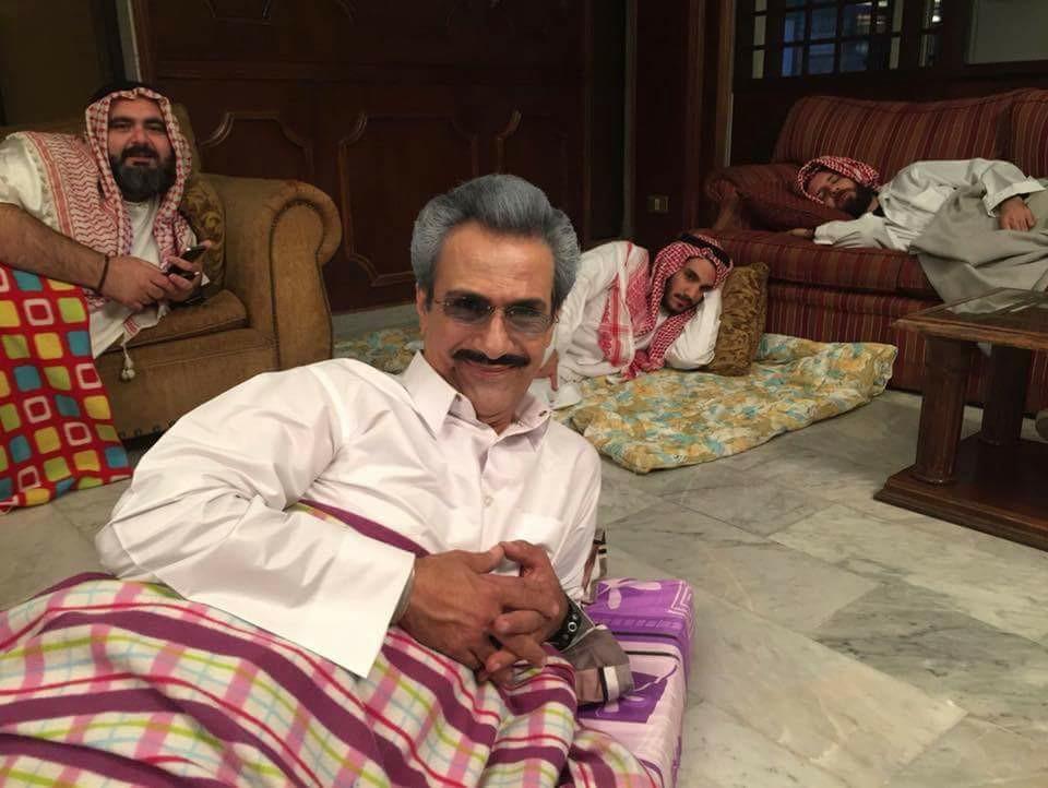 صور للوليد بن طلال من داخل المعتقل