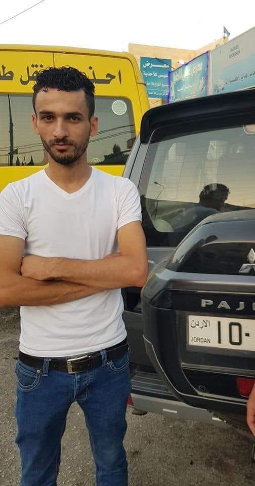 اعتقال جهاد معالي