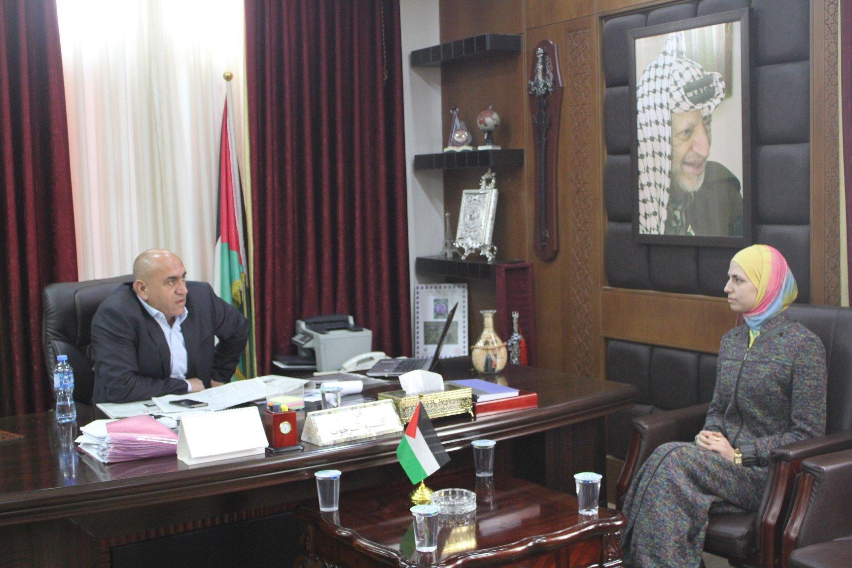 الطبيبة ثبات مروان الخطيب