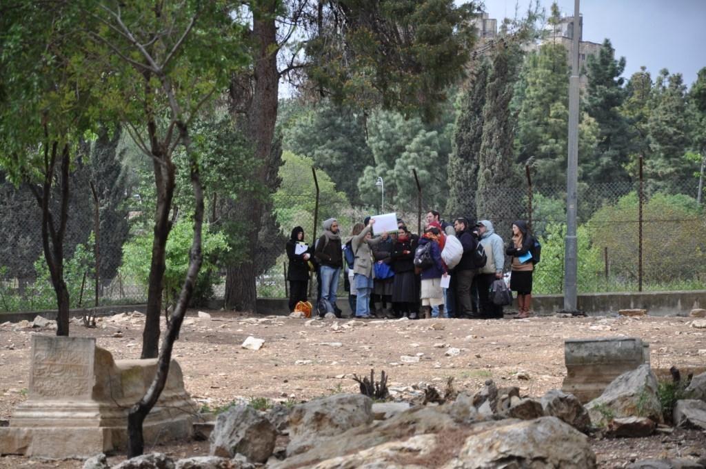 مقبرة مأمن الله في القدس