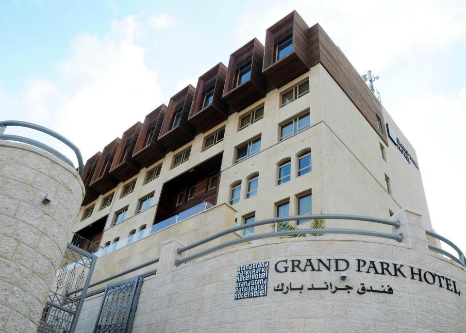 grand-park-hotel-Ramallah