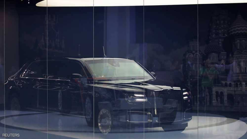 سيارة ليموزين روسية