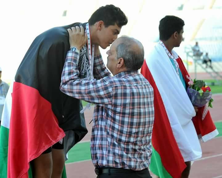 ياسر نزال من قباطية يحصد المرتبة الاولى على مستوى الوطن العربي