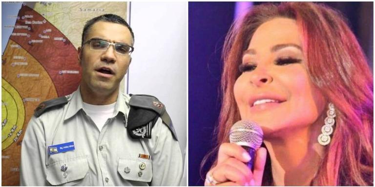 اليبسا لافيخاي ادرعي : خد بلوك ايها المحتل الوقح