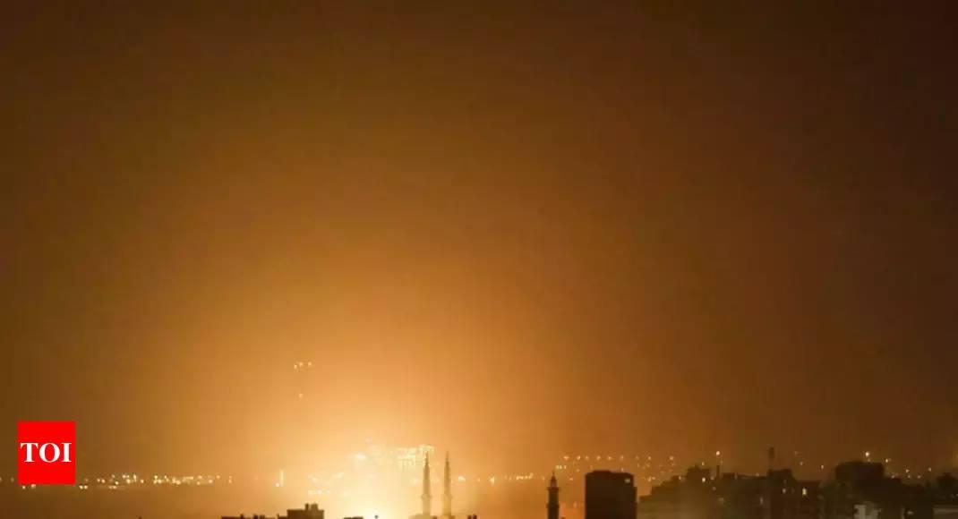 مقتل كلبين اسرائيليين في القصف الذي استهدف تل ابيب