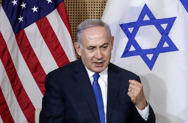 نتنياهو يوجه رسالة الى حركة حماس